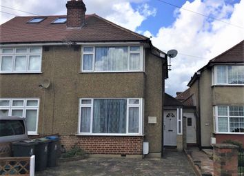 Thumbnail 2 bedroom semi-detached house for sale in Cedarcroft Road, Chessington