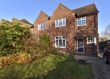 Thumbnail 4 bed semi-detached house to rent in Lakes Lane, Beaconsfield, Buckinghamshire
