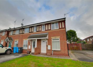 Thumbnail 2 bed end terrace house to rent in The Cotswolds, Hull