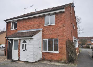 Thumbnail 2 bed semi-detached house to rent in The Paddock, Thorley, Bishop's Stortford