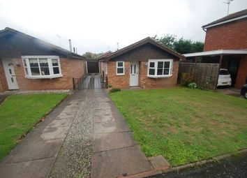 Thumbnail 2 bed bungalow to rent in Delamere Lane, Stafford