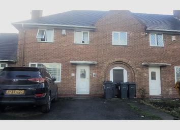 Thumbnail 3 bedroom semi-detached house to rent in Heath Way, Birmingham