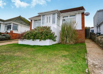 Thumbnail 3 bed bungalow for sale in Cissbury Crescent, Saltdean, Brighton