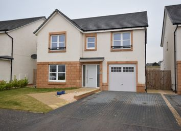 Thumbnail 4 bed detached house for sale in Dovecot Avenue, Cairneyhill, Dunfermline