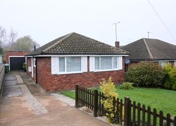 Thumbnail 2 bed bungalow for sale in Epsom Road, Bilton, Rugby