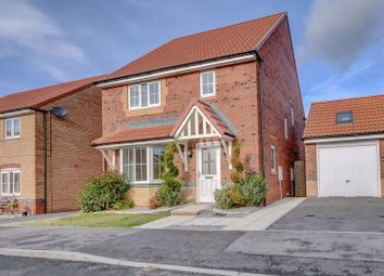 Thumbnail 4 bed detached house to rent in Kingfisher Drive, Whitby