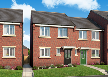 "Thumbnail 3 bed property for sale in ""The Ashby At Derwent Heights, Dunston"" at Ravensworth Road, Dunston, Gateshead"
