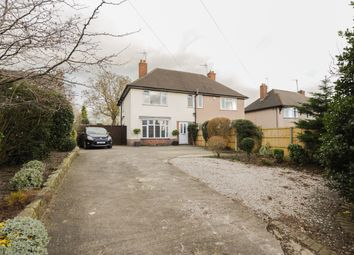 3 bed semi-detached house for sale in Church Side, Hasland, Chesterfield S41