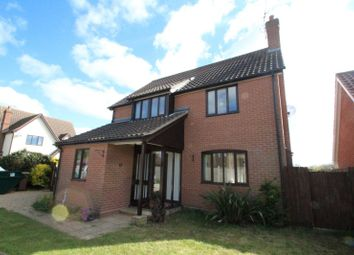 Thumbnail 3 bedroom detached house to rent in Parsons Hill, Hollesley, Woodbridge