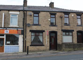 Thumbnail 3 bed terraced house for sale in Huddersfield Road, Newhey, Rochdale