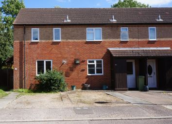 Thumbnail 2 bedroom end terrace house for sale in Richborough, Bancroft