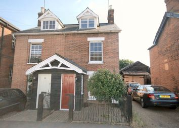 Thumbnail End terrace house to rent in Station Road, Newport, Saffron Walden