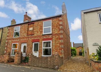 Thumbnail 2 bed semi-detached house to rent in Silver Street, Great Barford, Bedford