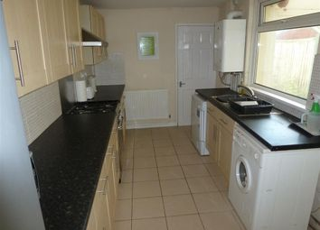 Thumbnail 4 bed property to rent in Pearl Street, Roath, Cardiff