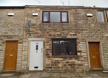 Thumbnail 2 bed terraced house for sale in Newhey Road, Newhey, Rochdale, Greater Manchester