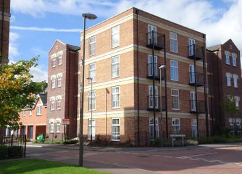 Thumbnail 2 bed flat for sale in Grey Meadow Road, Ilkeston