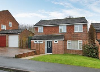 Thumbnail 3 bed detached house for sale in Fulmar Drive, East Grinstead, West Sussex