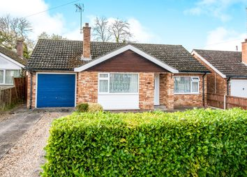 Thumbnail 2 bed detached bungalow for sale in Wayland Avenue, Watton, Thetford