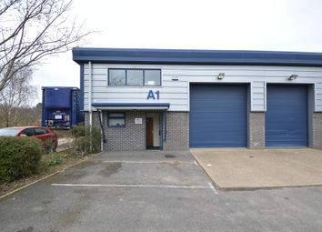 Thumbnail Warehouse to let in Unit Stirling Business Park, Wimborne