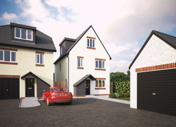 Thumbnail 3 bed detached house for sale in 'criccieth' Plot 10, Gadlys Brow, Bagillt