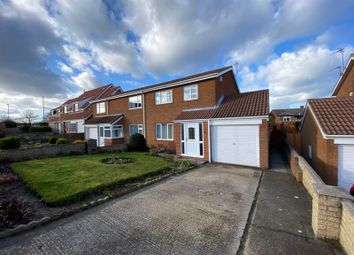 3 bed semi-detached house for sale in Conyers Court, Brotton, Saltburn-By-The-Sea TS12