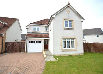 Thumbnail 4 bed detached house for sale in Mccambridge Place, Larbert