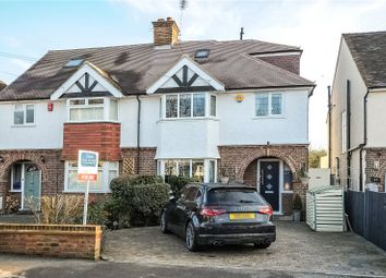Thumbnail 4 bed semi-detached house for sale in West Way, Rickmansworth, Hertfordshire