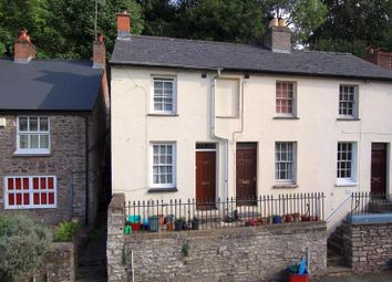 Thumbnail 2 bed end terrace house for sale in The Struet, Brecon