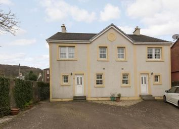 Thumbnail 3 bed semi-detached house for sale in Barend Street, Millport, Isle Of Cumbrae, North Ayrshire