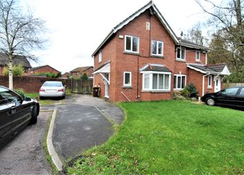 Thumbnail 3 bedroom semi-detached house to rent in Yew Tree Close, Eaves Green, Chorley