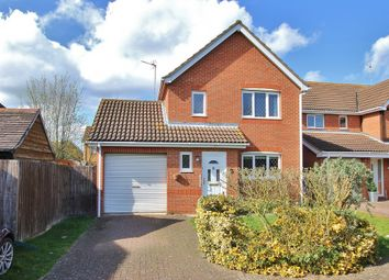 Thumbnail 3 bed detached house to rent in Woodside Way, St. Ives, Huntingdon