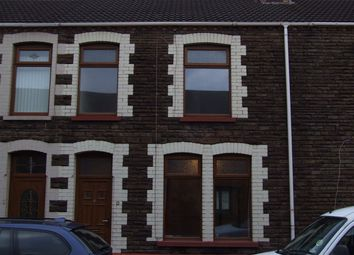 Thumbnail 3 bed terraced house to rent in Penrhyn Street, Port Talbot