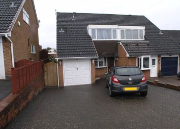 Thumbnail 3 bed semi-detached house for sale in Blagdon Road, Halesowen