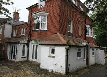 Thumbnail 2 bed flat to rent in Gosport Lane, Lyndhurst