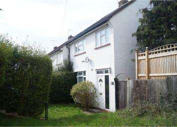 Thumbnail 3 bed end terrace house for sale in Fairburn Close, Borehamwood