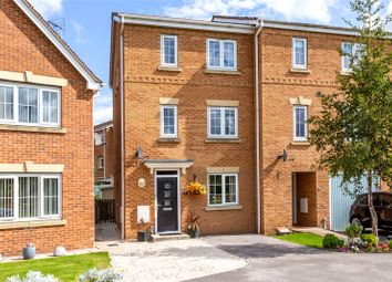 Thumbnail 3 bed end terrace house for sale in Abbots Mews, Selby, North Yorkshire