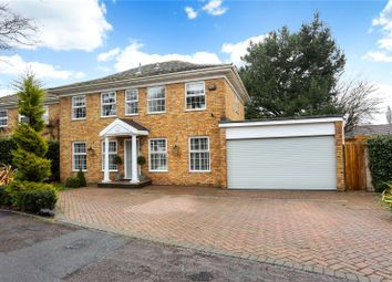 Thumbnail 5 bed detached house for sale in Brudenell, Windsor, Berkshire