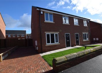 Thumbnail 3 bed semi-detached house for sale in Plot 1, Whingate Road, Leeds, West Yorkshire