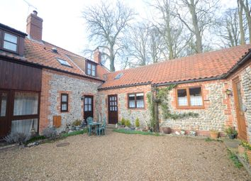 Thumbnail 3 bed barn conversion for sale in Southrepps, Norwich
