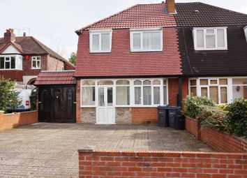 Thumbnail 3 bedroom semi-detached house for sale in Epwell Grove, Kingstanding, Birmingham