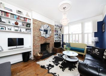Thumbnail 1 bed flat for sale in St Dunstans Road, Barons Court, London