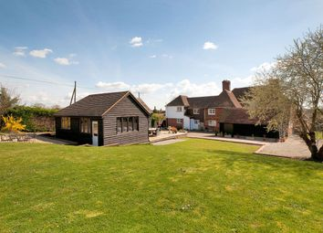 Thumbnail 6 bed detached house for sale in Pye Corner, Ulcombe, Maidstone