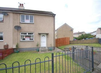 Thumbnail 2 bed end terrace house for sale in Fleming Crescent, Saltcoats