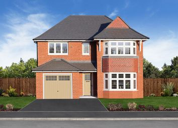 "Thumbnail 3 bed detached house for sale in ""Oxford Lifestyle"" at Woodlands, Radley, Abingdon"