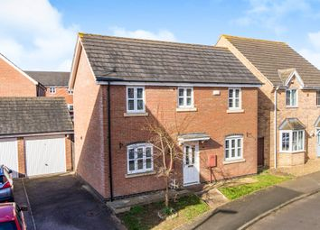 Thumbnail 3 bed detached house for sale in Cavendish Way, Grantham