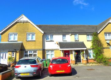 Thumbnail 2 bed terraced house for sale in Rose Walk, Hawkinge, Folkestone