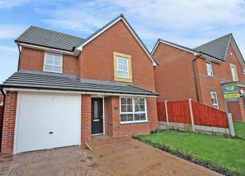 Thumbnail 4 bed detached house for sale in Fisher Drive, Heywood