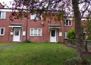 Thumbnail 2 bed terraced house for sale in Ibstock Close, Redditch, Worcestershire