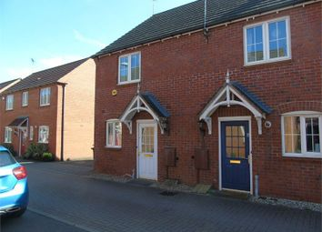 Thumbnail 2 bed semi-detached house to rent in Bunneys Meadow, Hinckley