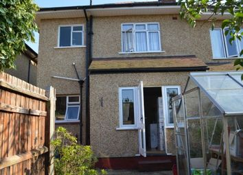 Thumbnail 3 bedroom semi-detached house to rent in Silvermere Avenue, Romford, Essex